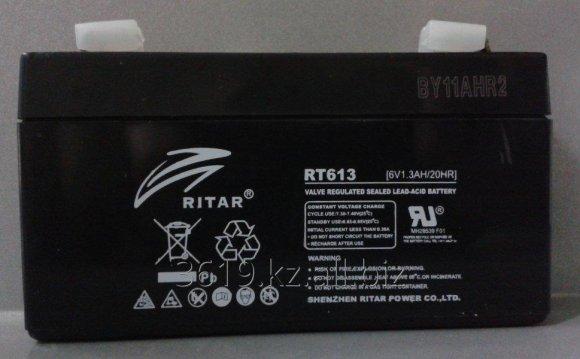 Аккумулятор 6V 1.3Ah Ritar