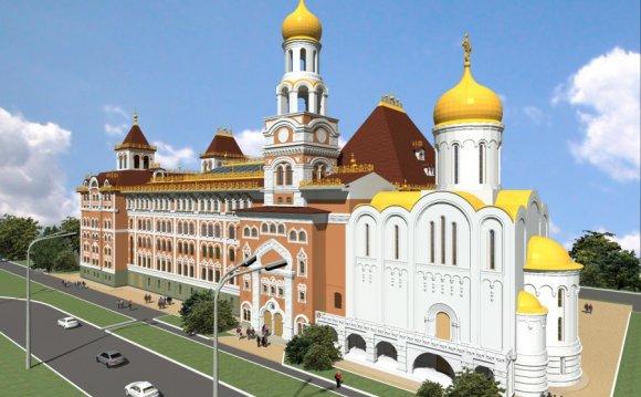 Поволжский православный