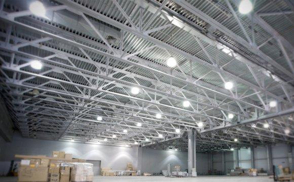 освещение производственных